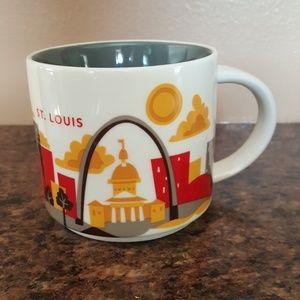 Starbucks ST LOUIS mug